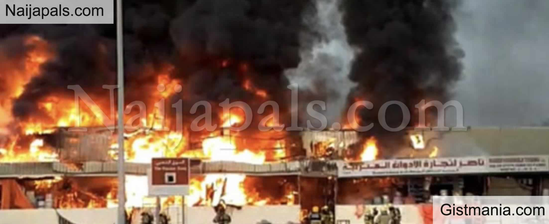 <img alt='.' class='lazyload' data-src='https://img.gistmania.com/emot/comment.gif' /> <b>Fire Destroys Goods Worth Millions In Popular Ajman Market In UAE</b>