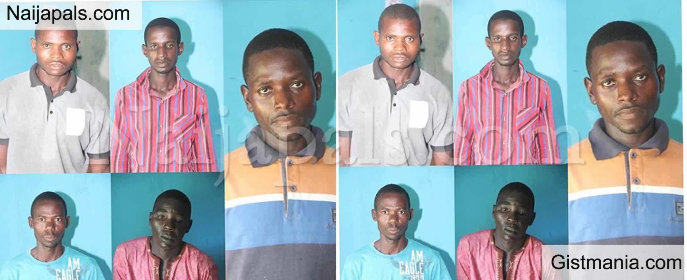 <img alt='.' class='lazyload' data-src='https://img.gistmania.com/emot/photo.png' /> Photos: <b>Five Boys Nabbed For Molesting A 14-Yr-Old Girl, Giving Her N200</b>