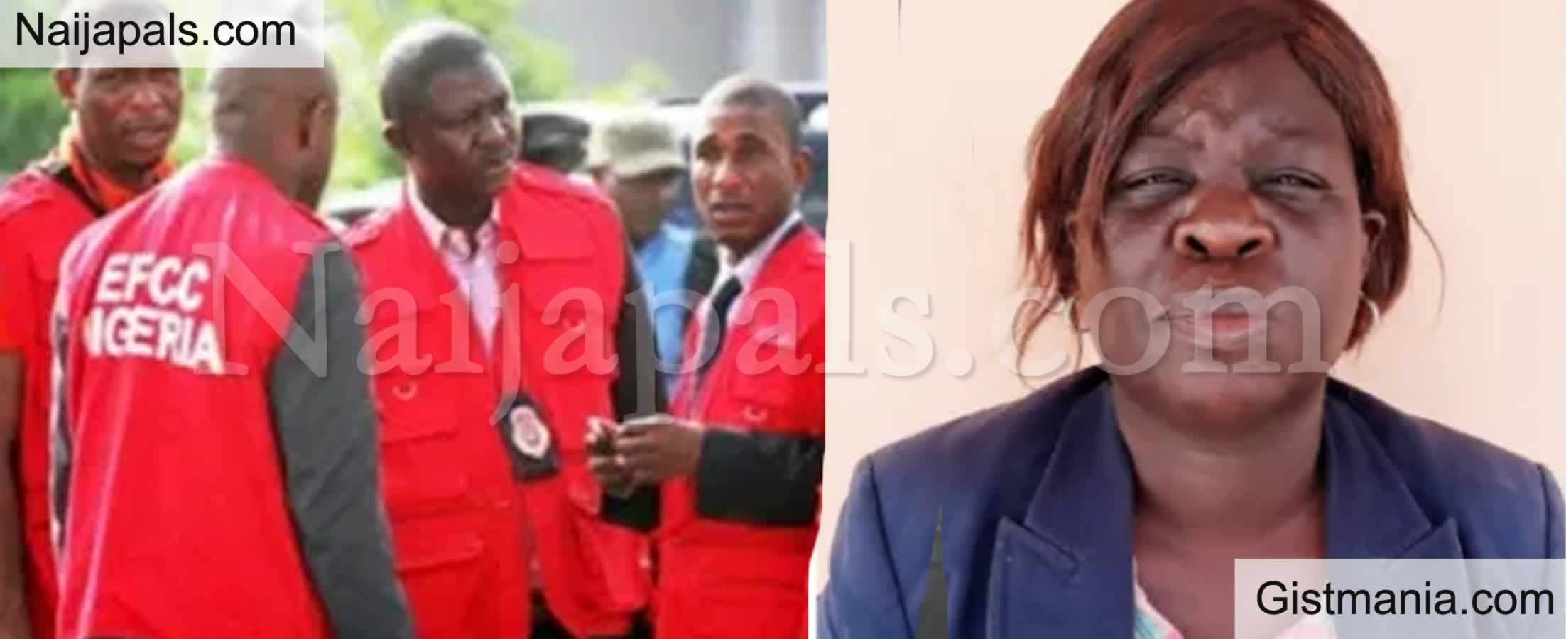 <img alt='.' class='lazyload' data-src='https://img.gistmania.com/emot/news.gif' /> <b>Banker, Oreoluwa Adesakin Sentenced to 98 Years Imprisonment For Stealing Over N200,000,000</b>