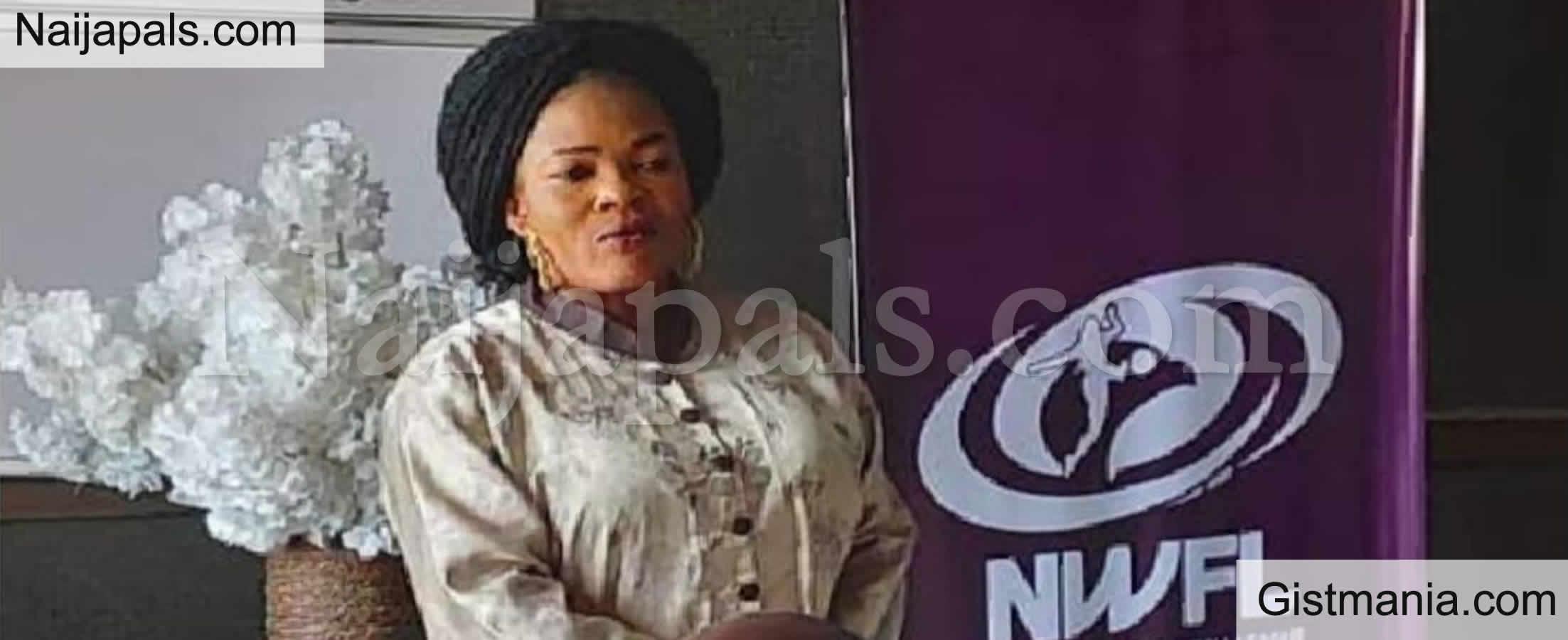 <img alt='.' class='lazyload' data-src='https://img.gistmania.com/emot/shocked.gif' /> SAD: <b>Nigerian Women Football League (NWFL) Board Member, Henrietta Ukaigwe Is Dead</b>