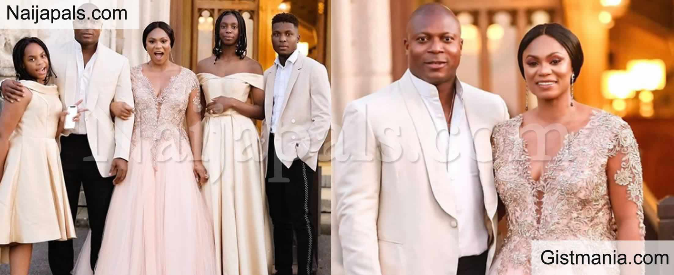 <img alt='.' class='lazyload' data-src='https://img.gistmania.com/emot/comment.gif' /> <b>My Favorite Human - Yakubu Aiyegbeni's Wife Gushes As She Shares Lovely Family Photos</b>