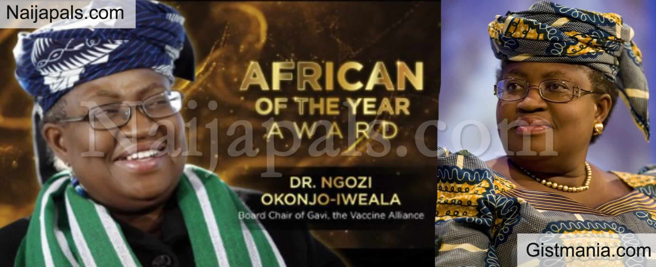 <img alt='.' class='lazyload' data-src='https://img.gistmania.com/emot/thumbs_up.gif' /> <b>Nigeria's Ngozi Okonjo Iweala Emerges Forbes Africa Person of Year 2020</b>