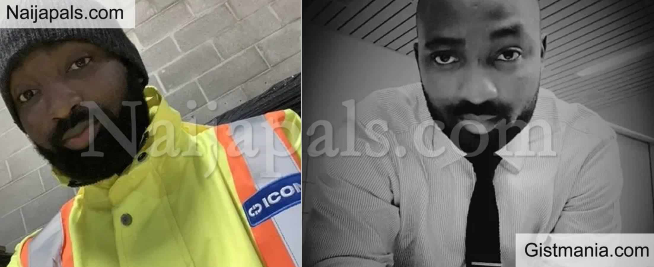 <img alt='.' class='lazyload' data-src='https://img.gistmania.com/emot/comment.gif' /><b> Nigerian Man Narrates How He Resigned From CBN To Work As A Cleaner Abroad </b>