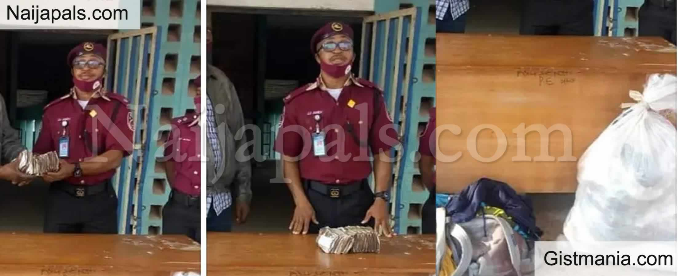 <img alt='.' class='lazyload' data-src='https://img.gistmania.com/emot/thumbs_up.gif' /> <b>N900,500 Recovered At The Road Crash Scene Returned By FRSC</b>