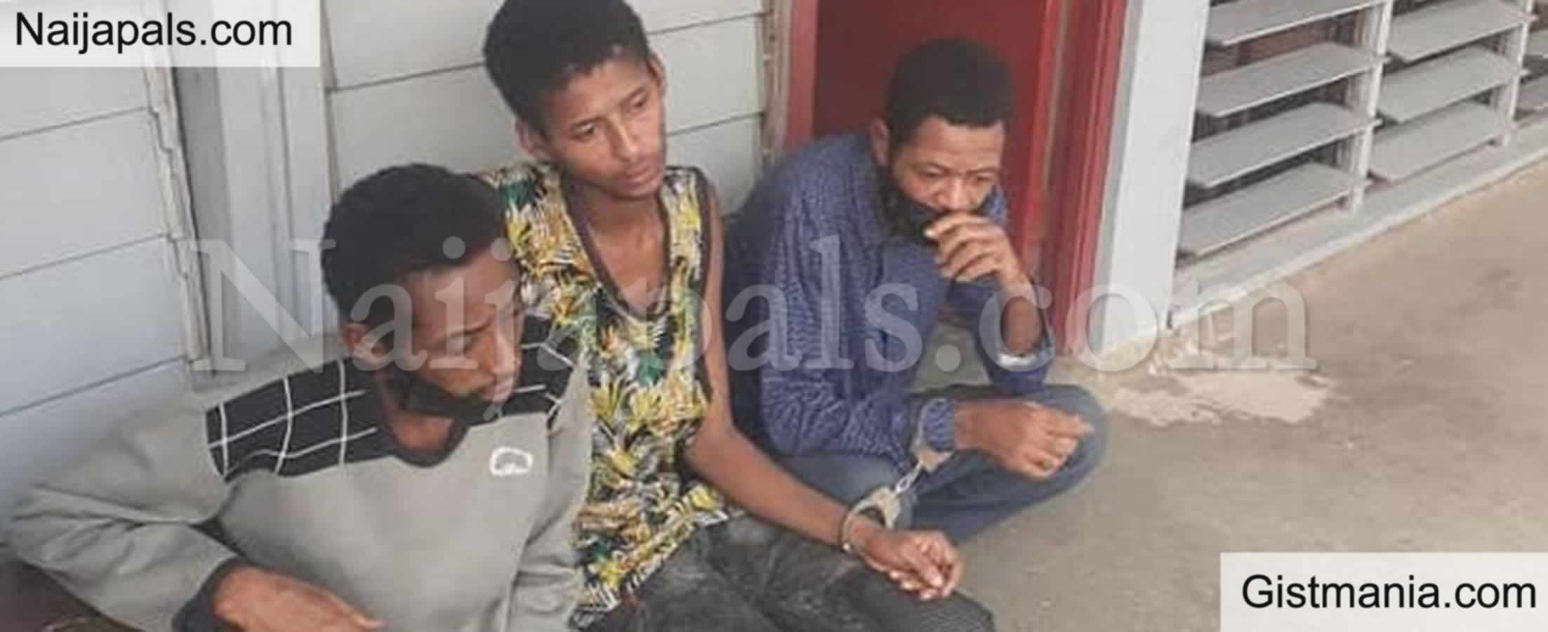 <img alt='.' class='lazyload' data-src='https://img.gistmania.com/emot/news.gif' /> <b>3 Fulani Men Arraigned To Court For Kidnapping Farmer And Collecting Ransom Of N1.6M</b> (PHOTO)