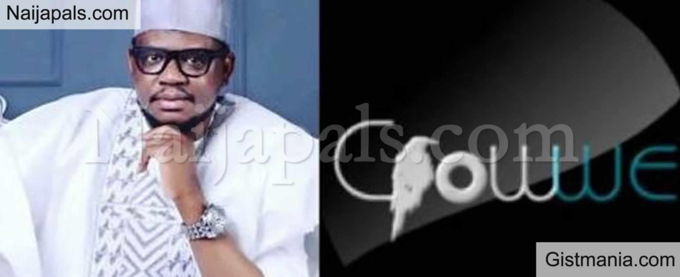 <img alt='.' class='lazyload' data-src='https://img.gistmania.com/emot/news.gif' /> Exposed! <b>How Buhari's Government Funded Adamu Garba's Crowwe App</b>