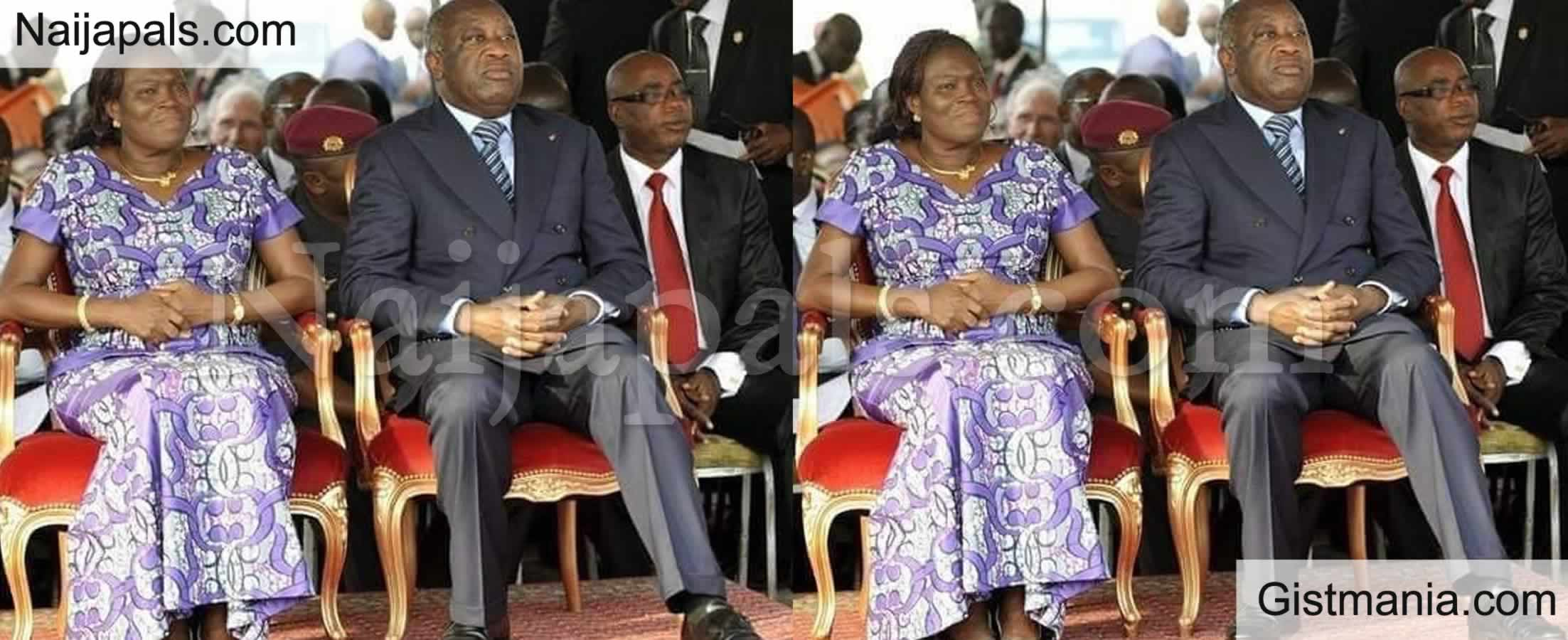<img alt='.' class='lazyload' data-src='https://img.gistmania.com/emot/broken_heart.gif' /> <b>Former Cote D'Ivoire President, Laurent Gbagbo, 76, Sets To End 30-Year Marriage With Wife</b>