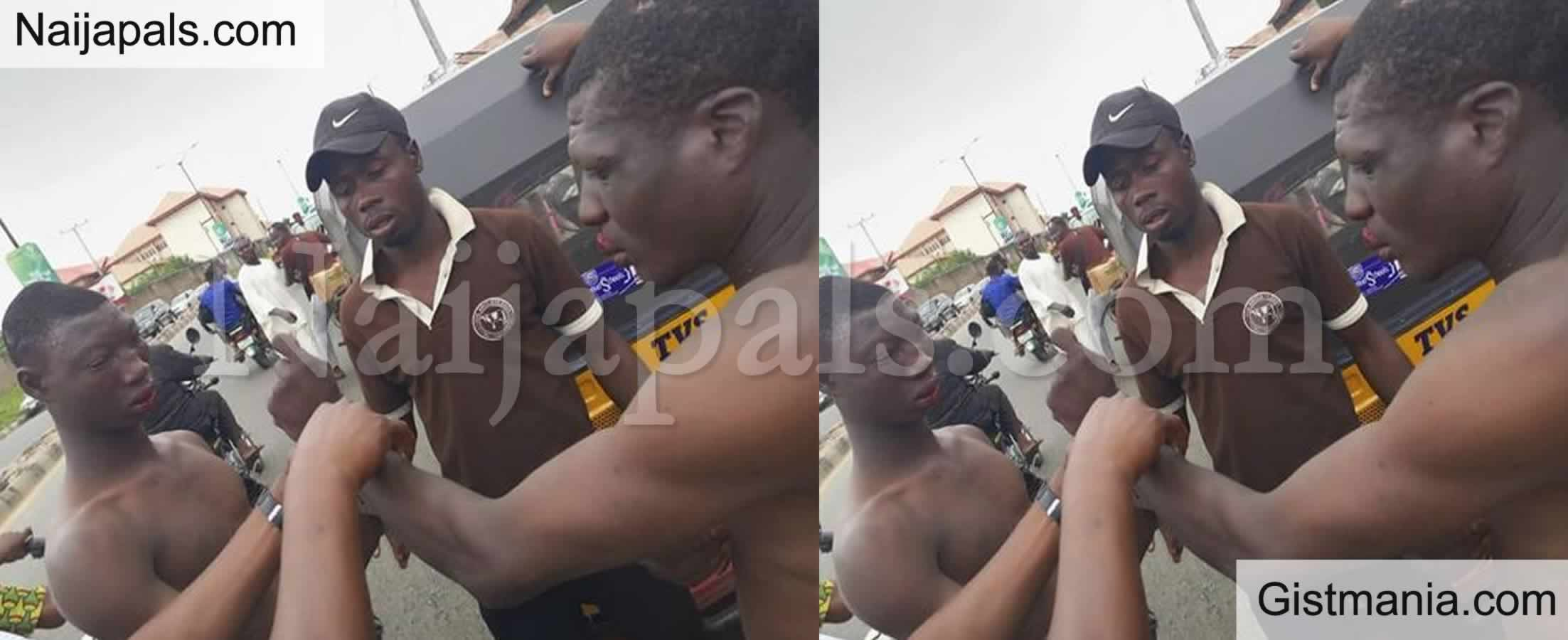 <img alt='.' class='lazyload' data-src='https://img.gistmania.com/emot/comment.gif' /> <b>Suspected Generator Thieves Nabbed In Ibadan</b> (Photos)