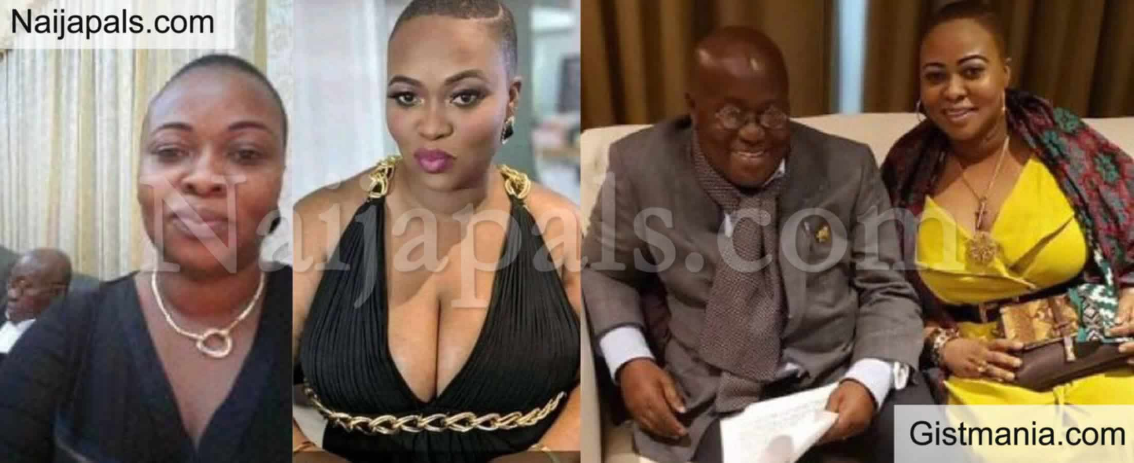 <img alt='.' class='lazyload' data-src='https://img.gistmania.com/emot/comment.gif' /> <b>Lady Who Claims To Be Ghana President's Side Chic Narrates Their Time Together </b>(PHOTO)