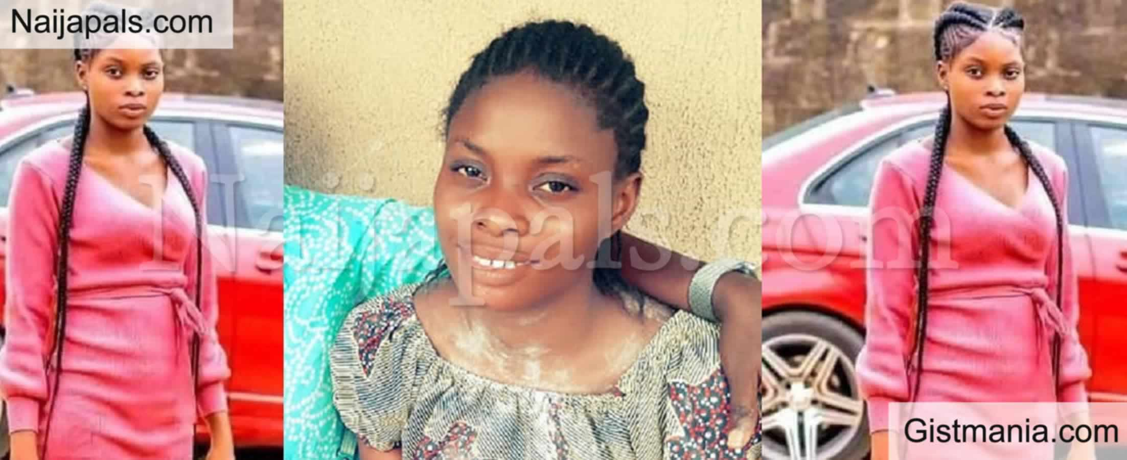 <img alt='.' class='lazyload' data-src='https://img.gistmania.com/emot/comment.gif' /> <b>Photos Of Missing 22Yrs Old Lady, Katherine Fegor Found 12 Days After Visiting BF In Delta</b>