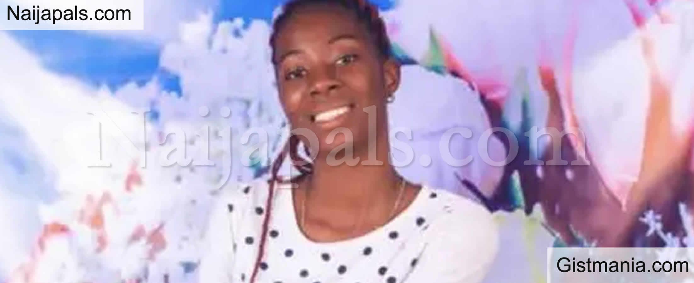 <img alt='.' class='lazyload' data-src='https://img.gistmania.com/emot/cry.gif' /> <b>Tragedy Struck As Missing 14Yrs Old Girl, Faith Ojewoye Found R@ped & Murdered In Ogun</b>