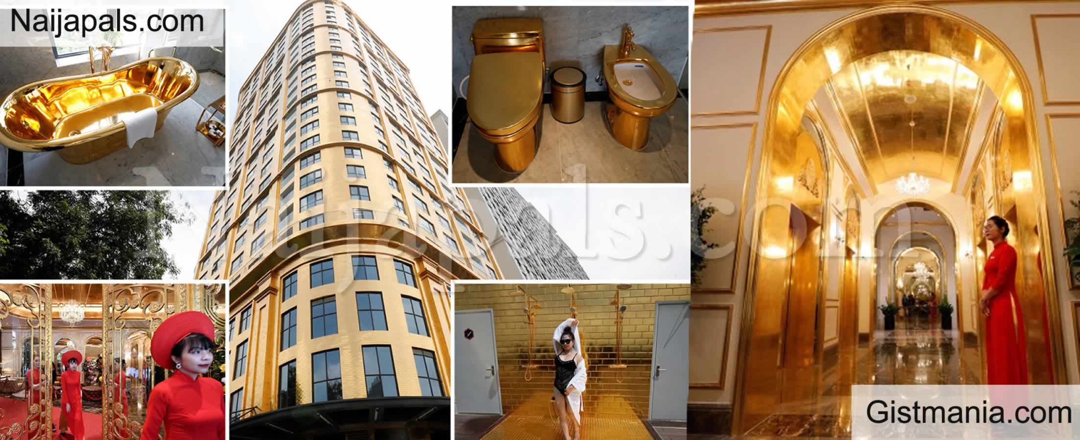 <img alt='.' class='lazyload' data-src='https://img.gistmania.com/emot/video.gif' /> PHOTOS + VIDEO: <b>A Tour Through The First Gold-Plated Hotel in The World Newly Opened in Vietnam</b>