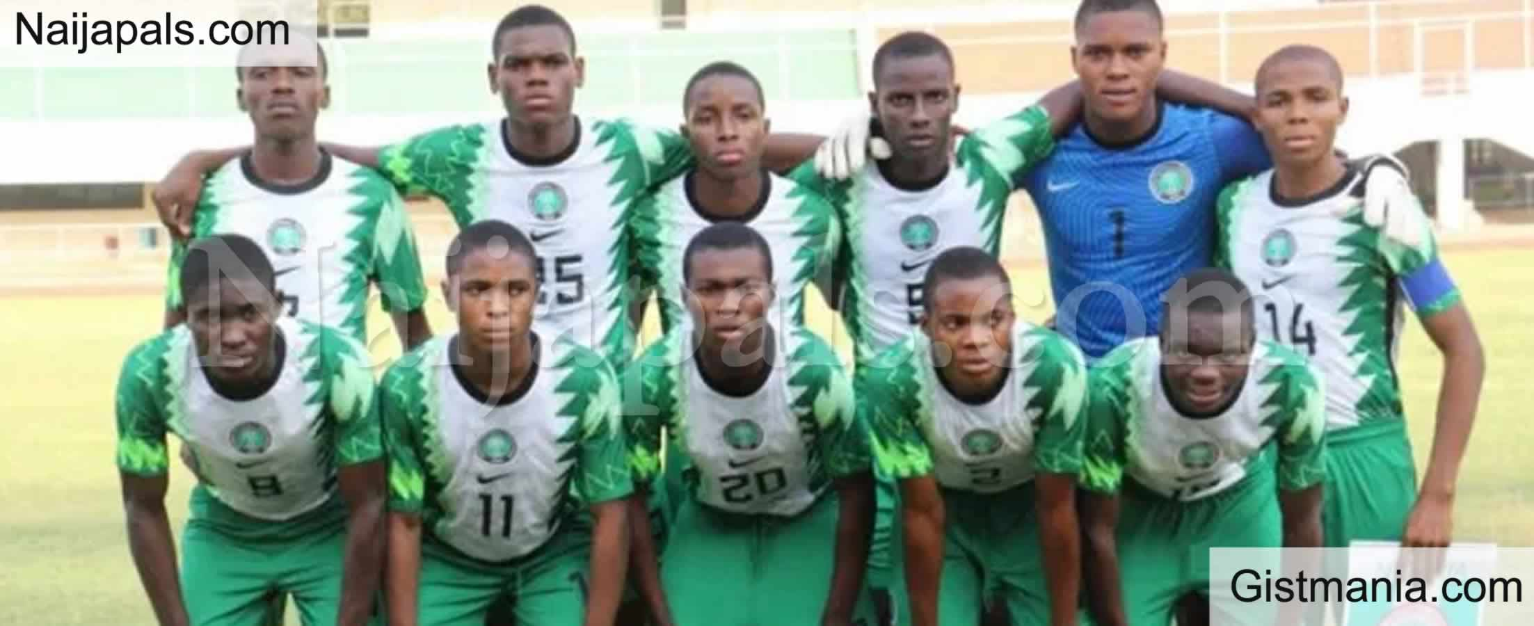 <img alt='.' class='lazyload' data-src='https://img.gistmania.com/emot/soccer.gif' /> <b>Nigeria Golden Eaglets Loses WAFU Final As Cote d'Ivoire Emerges Champions</b>