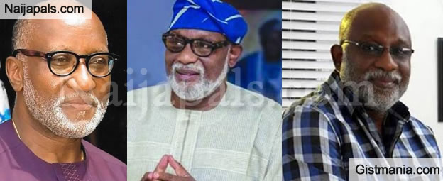 <img alt='.' class='lazyload' data-src='https://img.gistmania.com/emot/comment.gif' /> COVID-19! <b>Ajayi No Longer Belong To Fold - Gov Akeredolu Says He Will Not Handover To His Deputy</b>