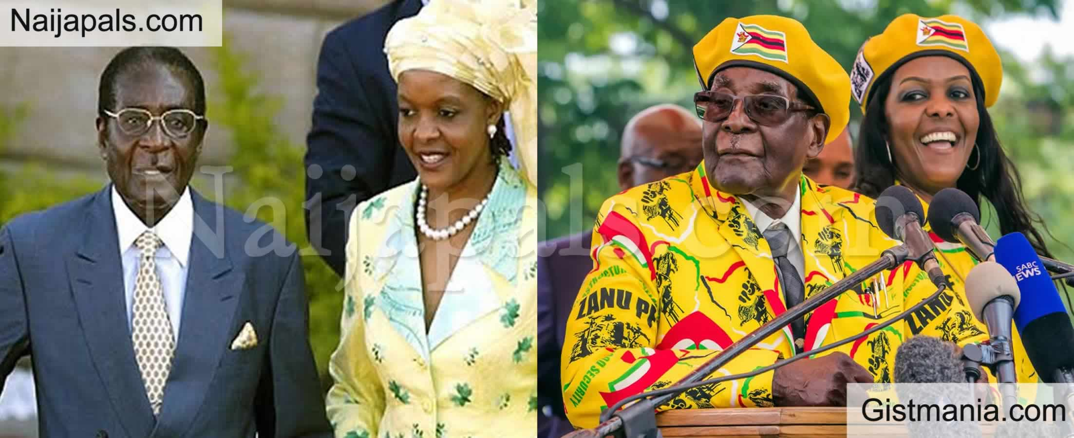 <img alt='.' class='lazyload' data-src='https://img.gistmania.com/emot/comment.gif' /> <b>Grace Mugabe Summoned Before Court For 'Improperly' Burying Late President Robert Mugabe</b>