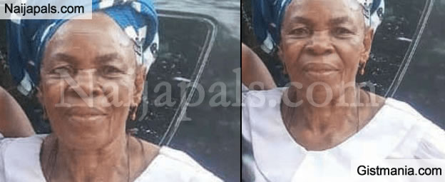 73yrs Old Woman Killed By Son Over Minor Argument In Enugu