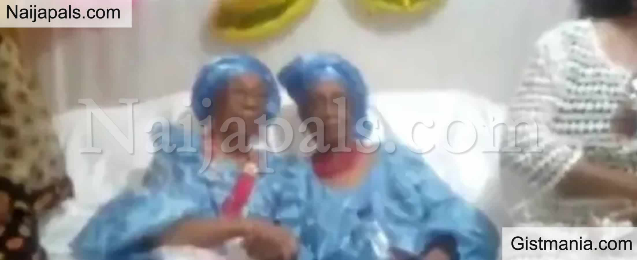 <img alt='.' class='lazyload' data-src='https://img.gistmania.com/emot/shocked.gif' /> WOW: <b>2 Women Who Have Been Friends For 80Yrs Pose Together As They Turn 90 </b>(VID)