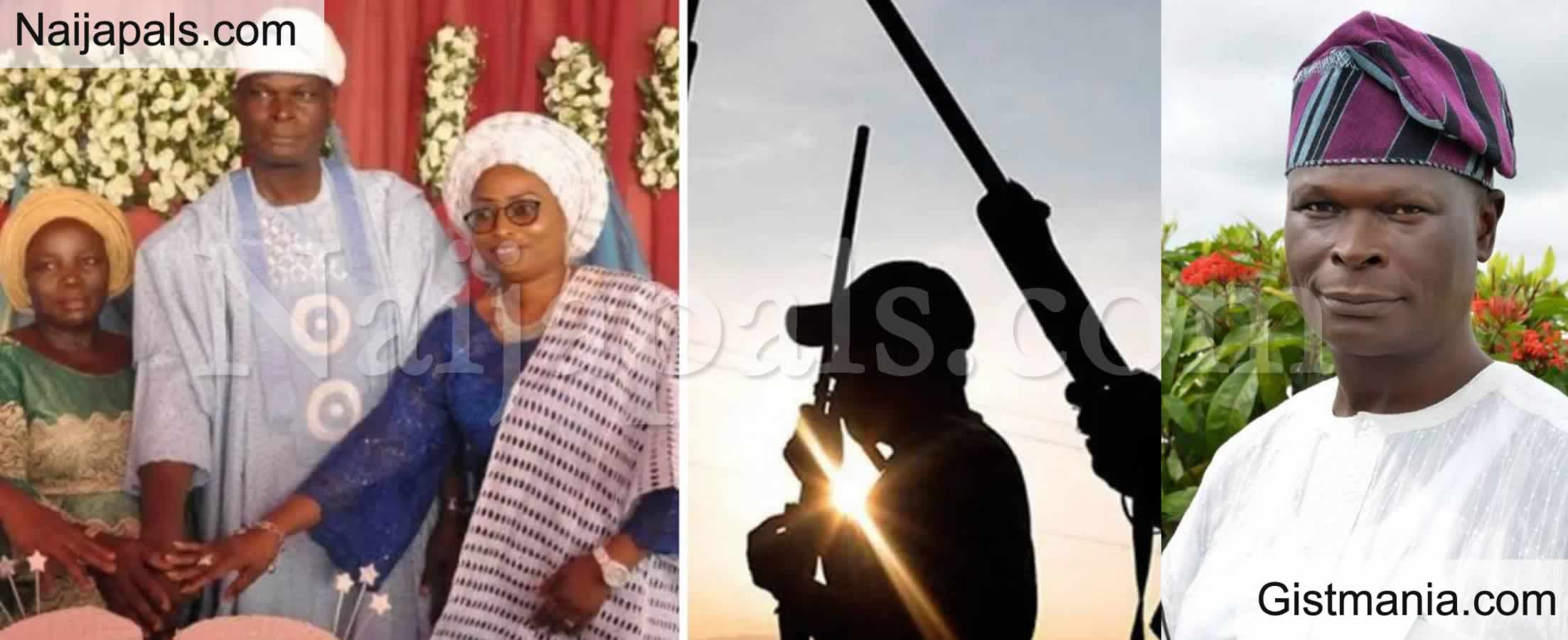 <img alt='.' class='lazyload' data-src='https://img.gistmania.com/emot/shocked.gif' /> <b>Gunmen Abduct Akeredolu's Chief Of Staff's Wife, Mr Olugbenga Ale</b>