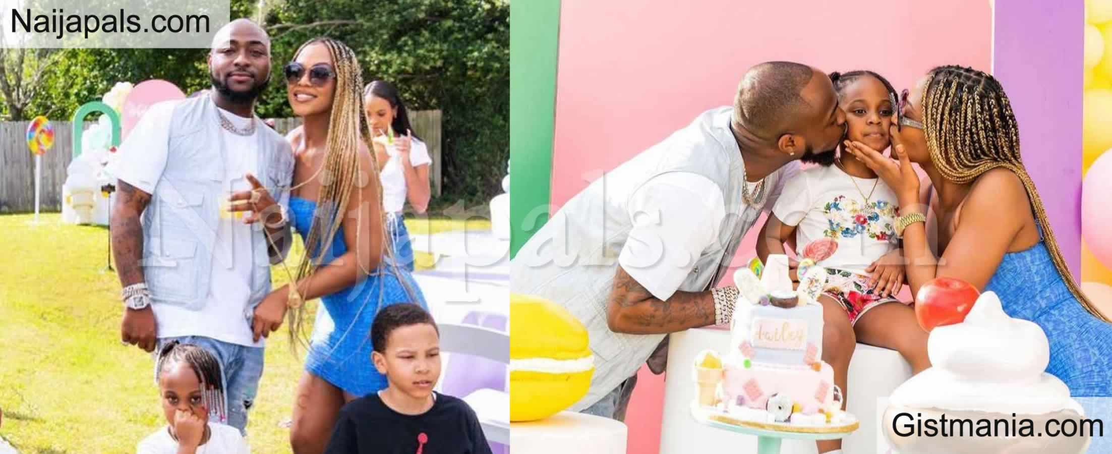<img alt='.' class='lazyload' data-src='https://img.gistmania.com/emot/comment.gif' /> <b>Davido & His 2nd Babymama Look Good Together As They Mark Their Daughter, Hailey's Birthday</b>