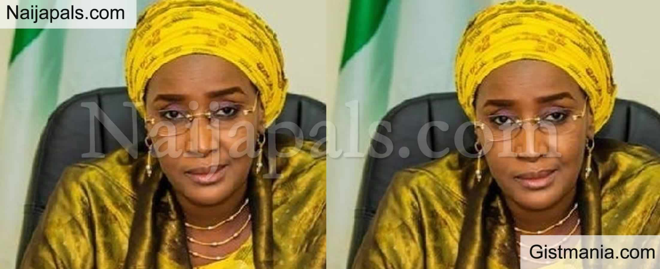 <img alt='.' class='lazyload' data-src='https://img.gistmania.com/emot/comment.gif' /> <b>Hajia Farouq Reacts After Being Accused Of Diverting N2.7bn Meant For School Feeding Programme</b>