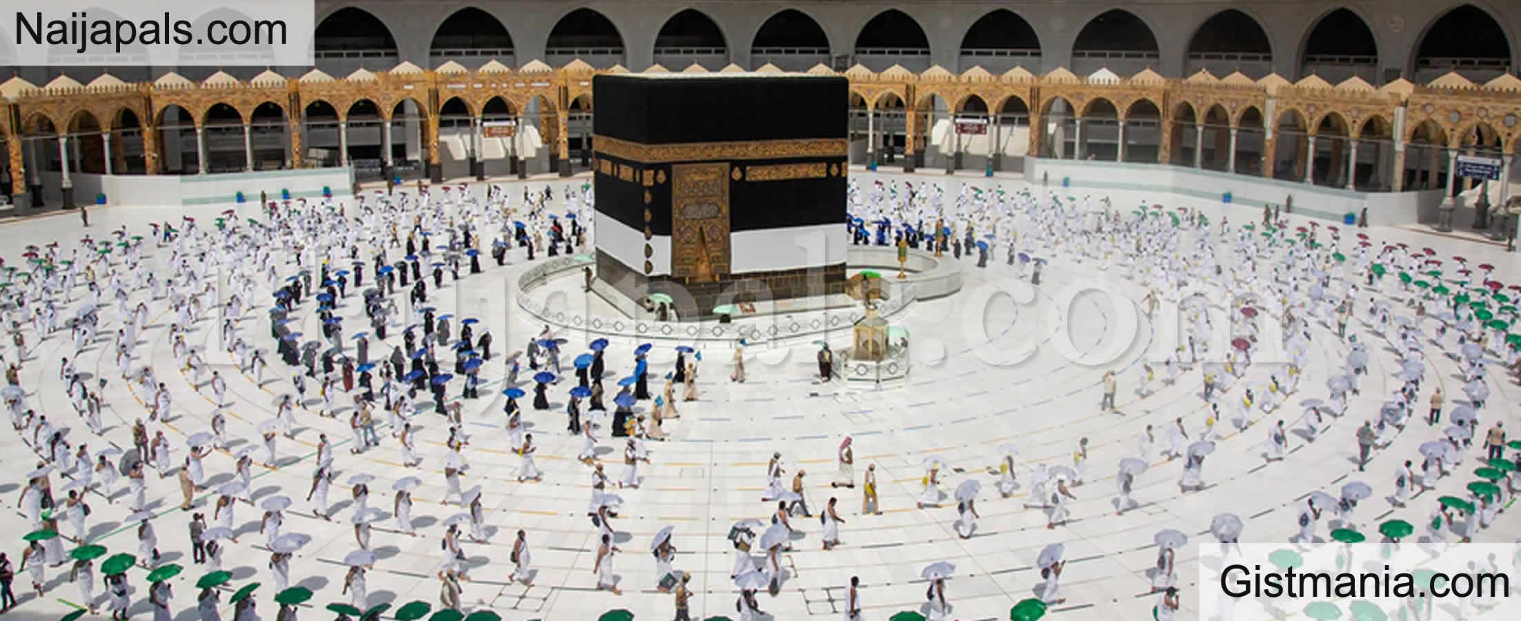 <img alt='.' class='lazyload' data-src='https://img.gistmania.com/emot/news.gif' /> <b>Saudi Arabia Announces Date Umrah Pilgrimage Will Resume</b>As it Gradually Eases COVID19 Lockdown