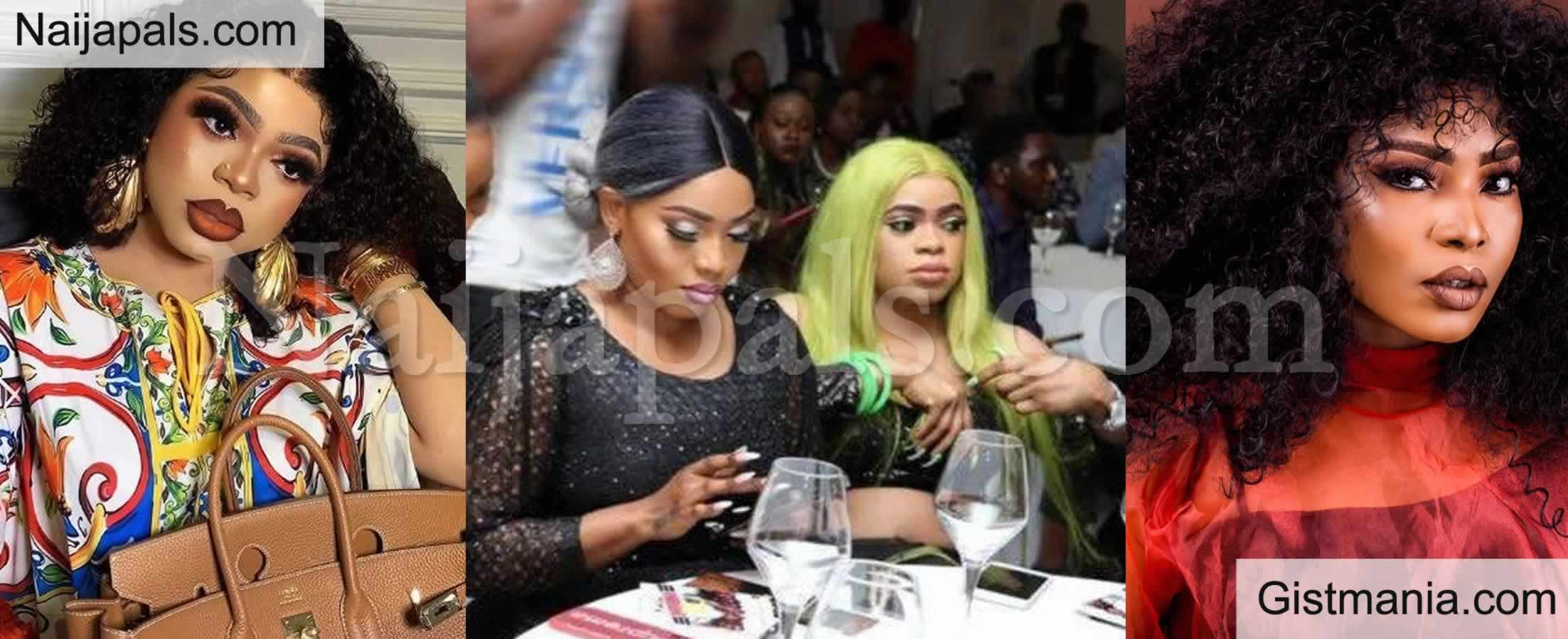 <img alt='.' class='lazyload' data-src='https://img.gistmania.com/emot/comment.gif' /> The Battle Line is Drawn! <b>Bobrisky Tackles Actress Halima Abubakar, Then She Replies</b>