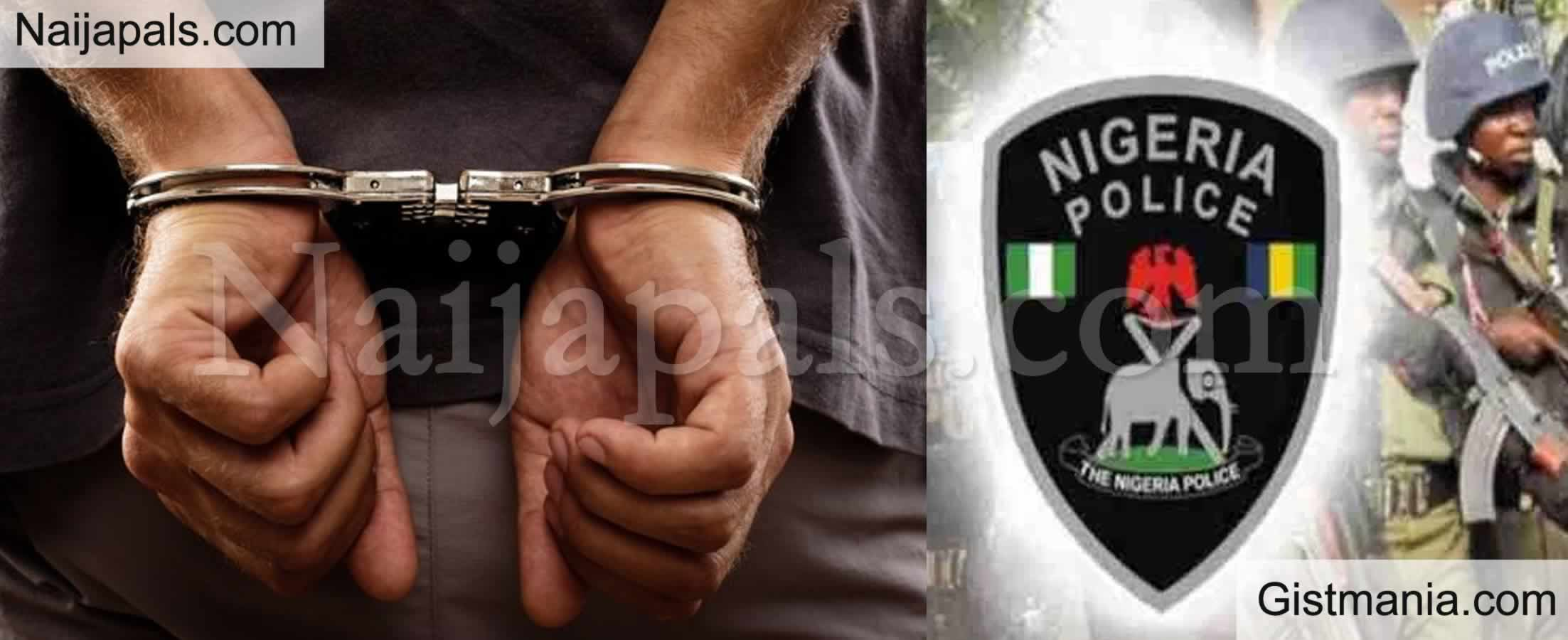 <img alt='.' class='lazyload' data-src='https://img.gistmania.com/emot/comment.gif' /> JUST IN: <b>Scores Arrested After Police Raid Homosexuals Hotel Party In Anambra</b>