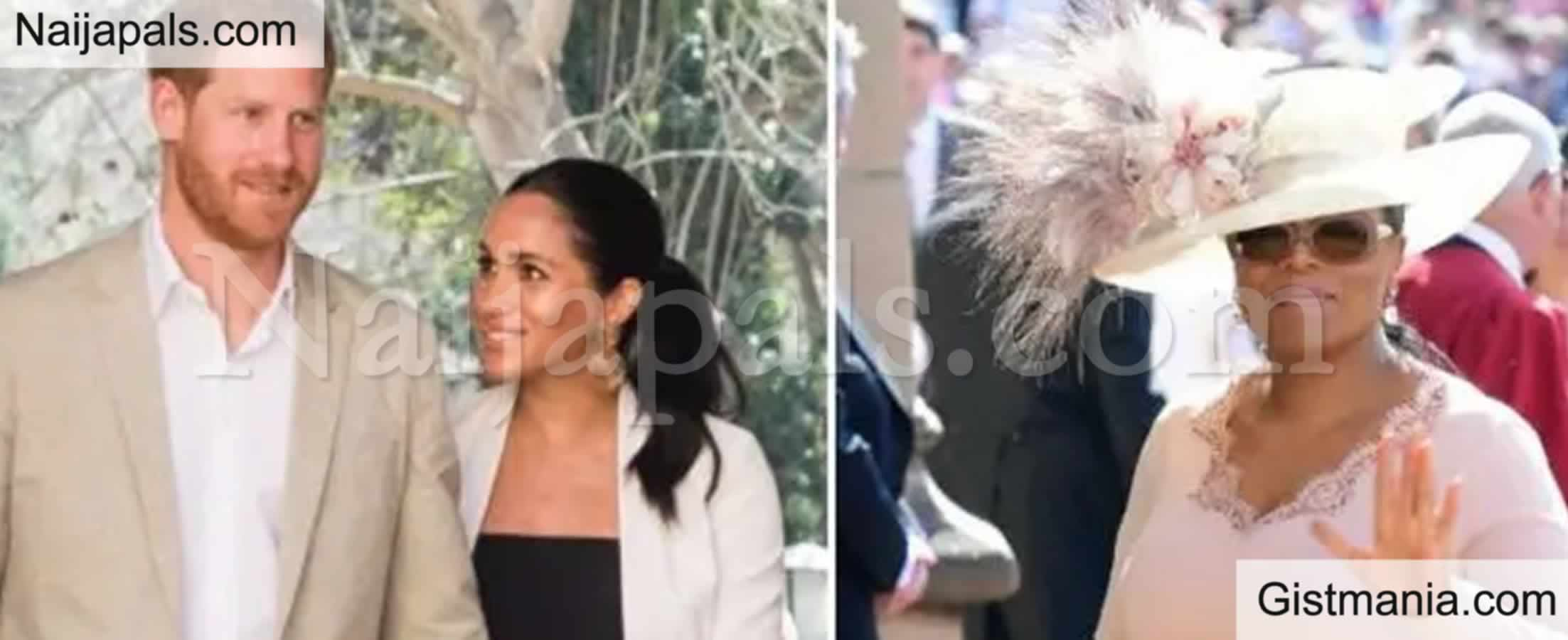 <img alt='.' class='lazyload' data-src='https://img.gistmania.com/emot/comment.gif' /> <b>Meghan Markel & Prince Harry Lament Over Their Son's Skin Color & Losing Royal Protection</b>