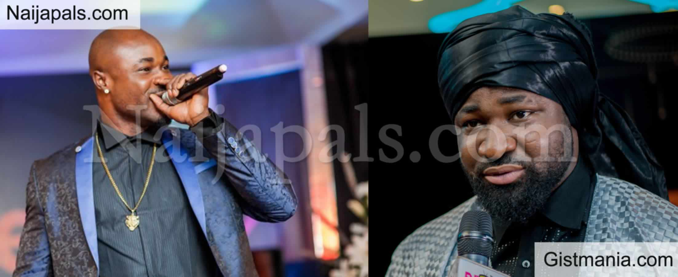 <img alt='.' class='lazyload' data-src='https://img.gistmania.com/emot/smh.gif' /><b> Harrysong Laments After Finding Out  'Single Mum Of 2' He's Sending Money To Is Actually A Man</b>