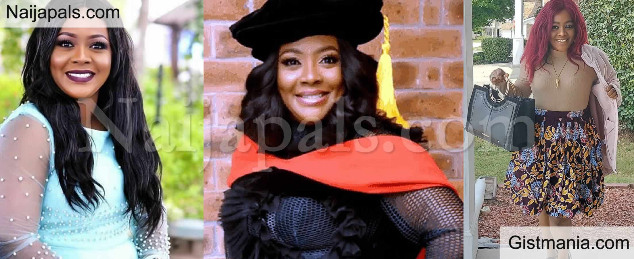 <img alt='.' class='lazyload' data-src='https://img.gistmania.com/emot/photo.png' /> Popular Comedian, <b>Helen Paul Becomes a Lecturer In The USA</b>