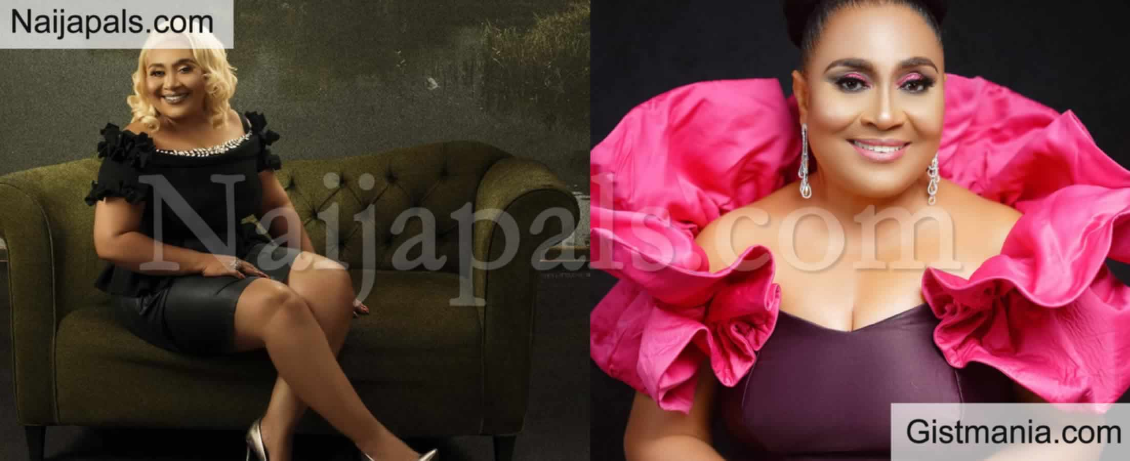<img alt='.' class='lazyload' data-src='https://img.gistmania.com/emot/photo.png' /> Veteran Actress, <b>Hilda Dokunbo Looks Stunning In New Photos As She Turns A Year Older</b>