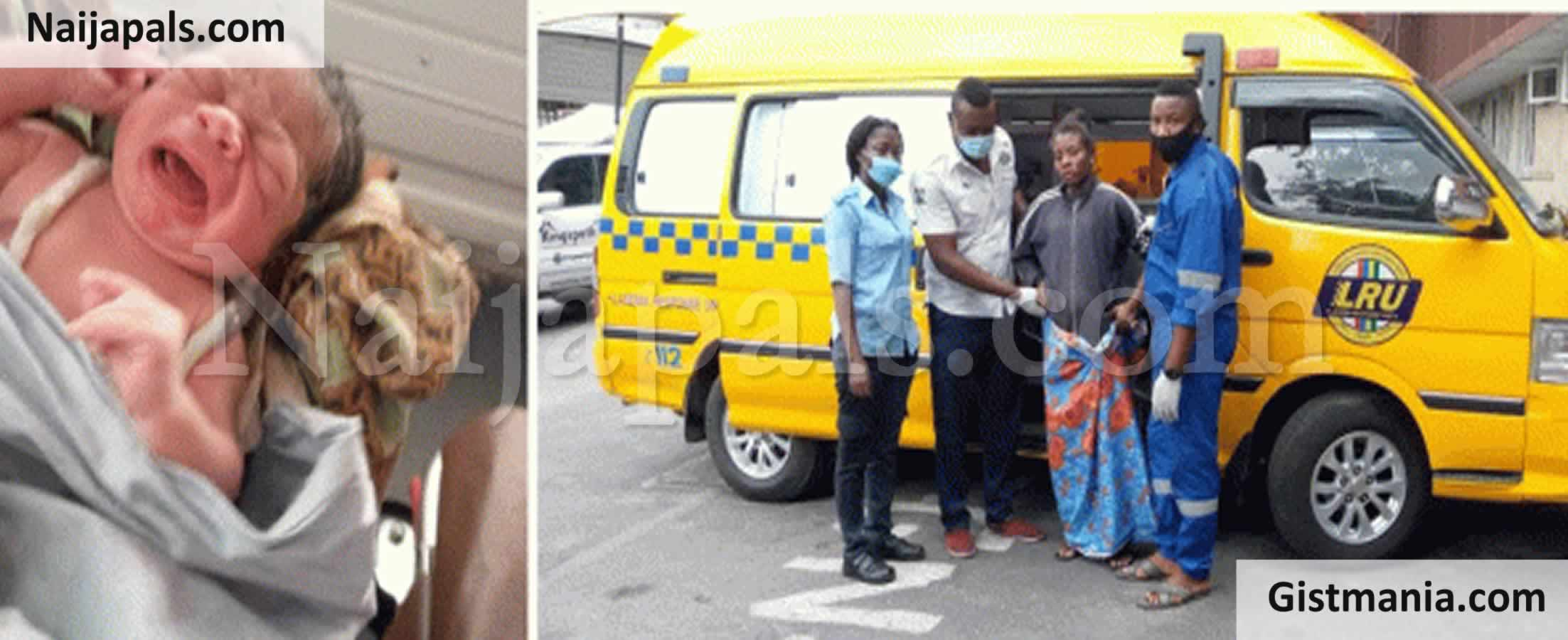 <img alt='.' class='lazyload' data-src='https://img.gistmania.com/emot/news.gif' /> <b>35-Year-Old Homeless Woman, Blessing Emmanuel Delivered Of Baby Boy Under Lagos Bridge</b>