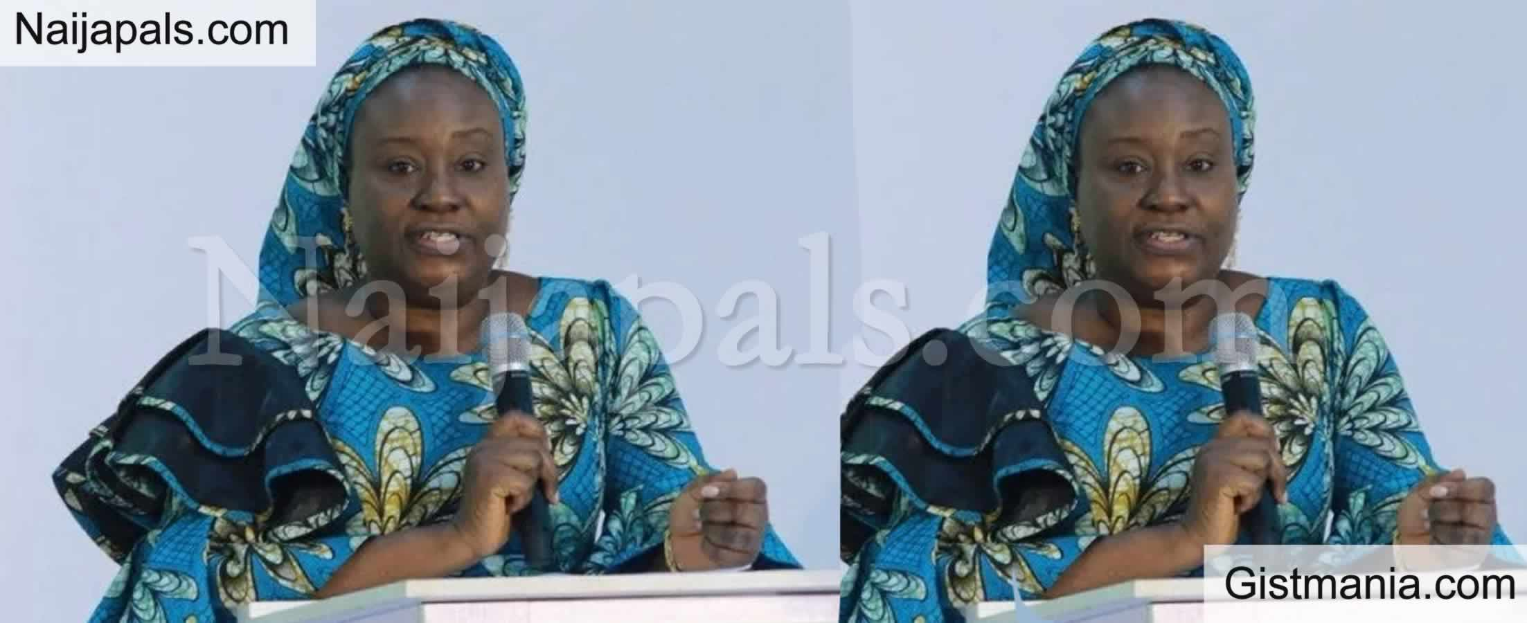 <img alt='.' class='lazyload' data-src='https://img.gistmania.com/emot/comment.gif' /> <b>H.O.S, Dr Yemi-Esan Wants Lawmakers' Salary Reversed, They Are Not Different From Civil Servant</b>