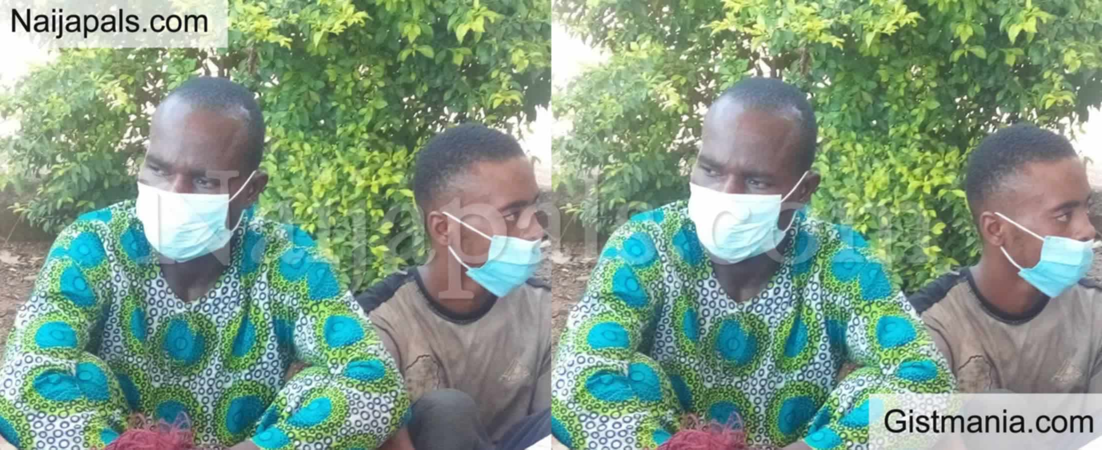 <img alt='.' class='lazyload' data-src='https://img.gistmania.com/emot/comment.gif' /> <b>Houseboy, Emmanuel Akpan Confesses How He Killed His Boss, Febisola Adedayo In Ondo</b>