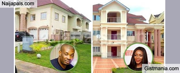 Checkout The Worth And Type Of Houses These Top Nigerian ...