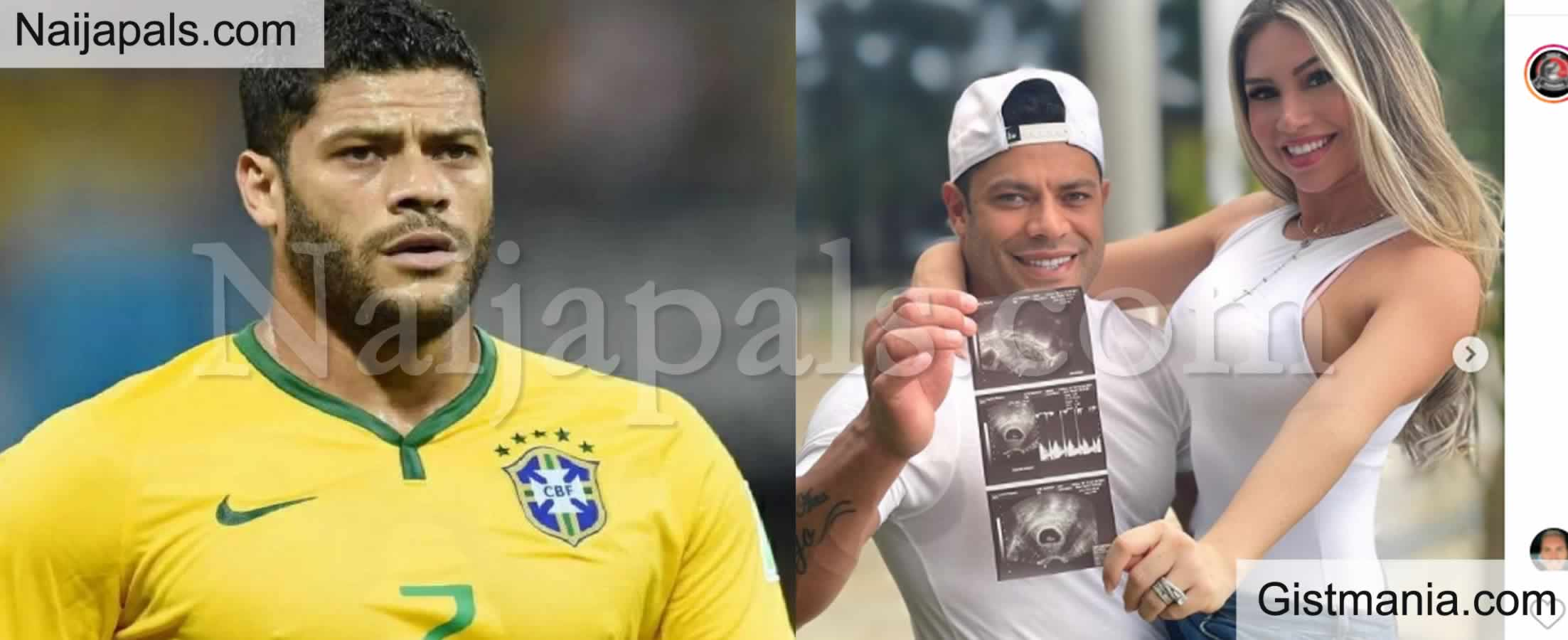 <img alt='.' class='lazyload' data-src='https://img.gistmania.com/emot/comment.gif' /> <b>Brazilian Star Footballer, Hulk Expecting His 4th Child With His Ex-Wife's Niece</b>