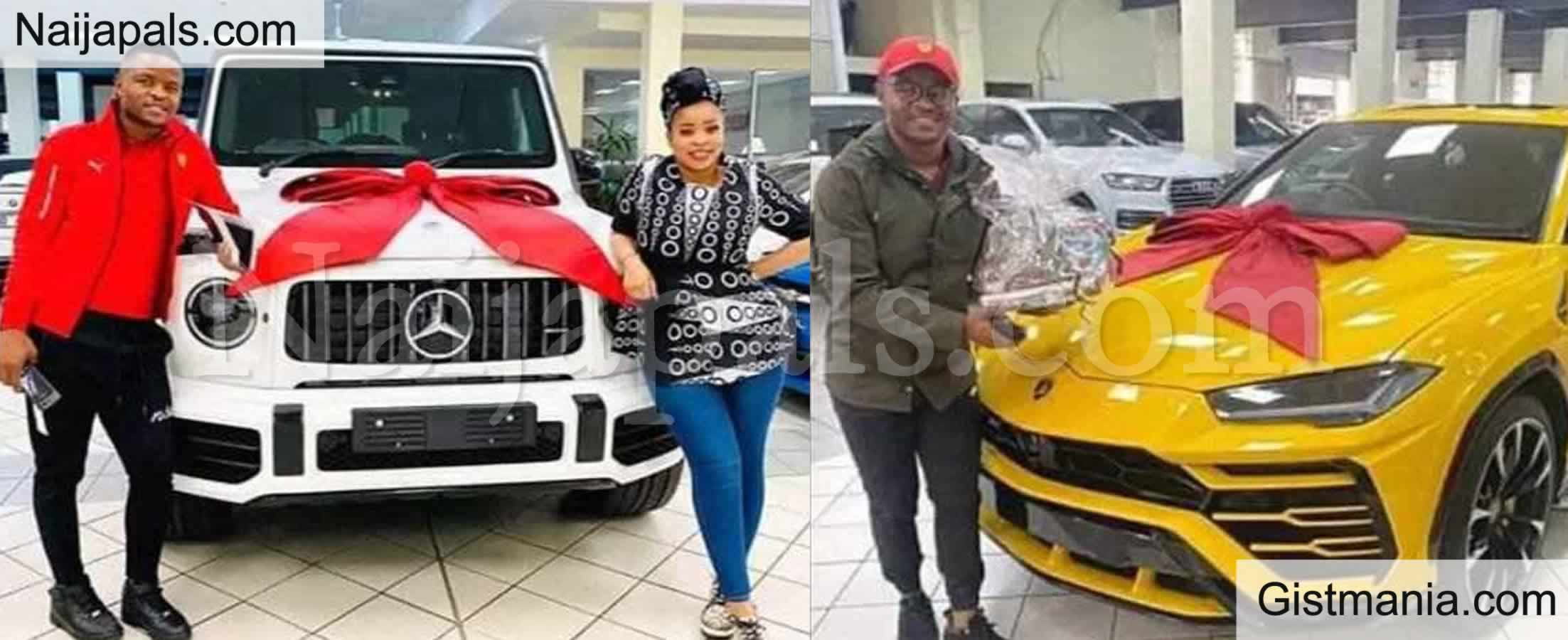 <img alt='.' class='lazyload' data-src='https://img.gistmania.com/emot/comment.gif' /> <b>Wife Surprises Husband With a New Lamborghini Urus on His Birthday Then He Retaliates</b> (Photos)