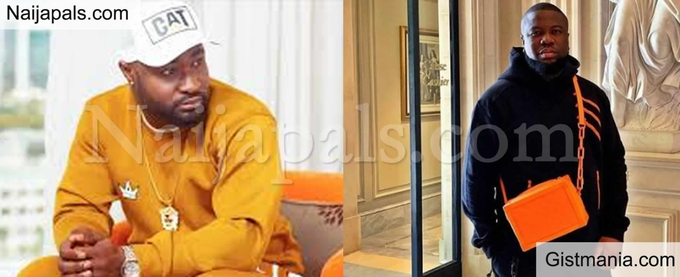 <img alt='.' class='lazyload' data-src='https://img.gistmania.com/emot/comment.gif' /> <b>Harrysong Reacts After He Was Dragged on Twitter For Defending Hushpuppi</b>