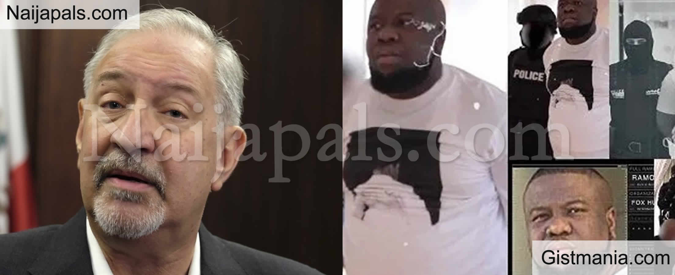 """<img alt='.' class='lazyload' data-src='https://img.gistmania.com/emot/comment.gif' /> <b>""""FBI Kidnap My Client To U.S, He Should Have Been Extradited To Nigeria"""" -Hushpuppi's Lawyer</b>"""