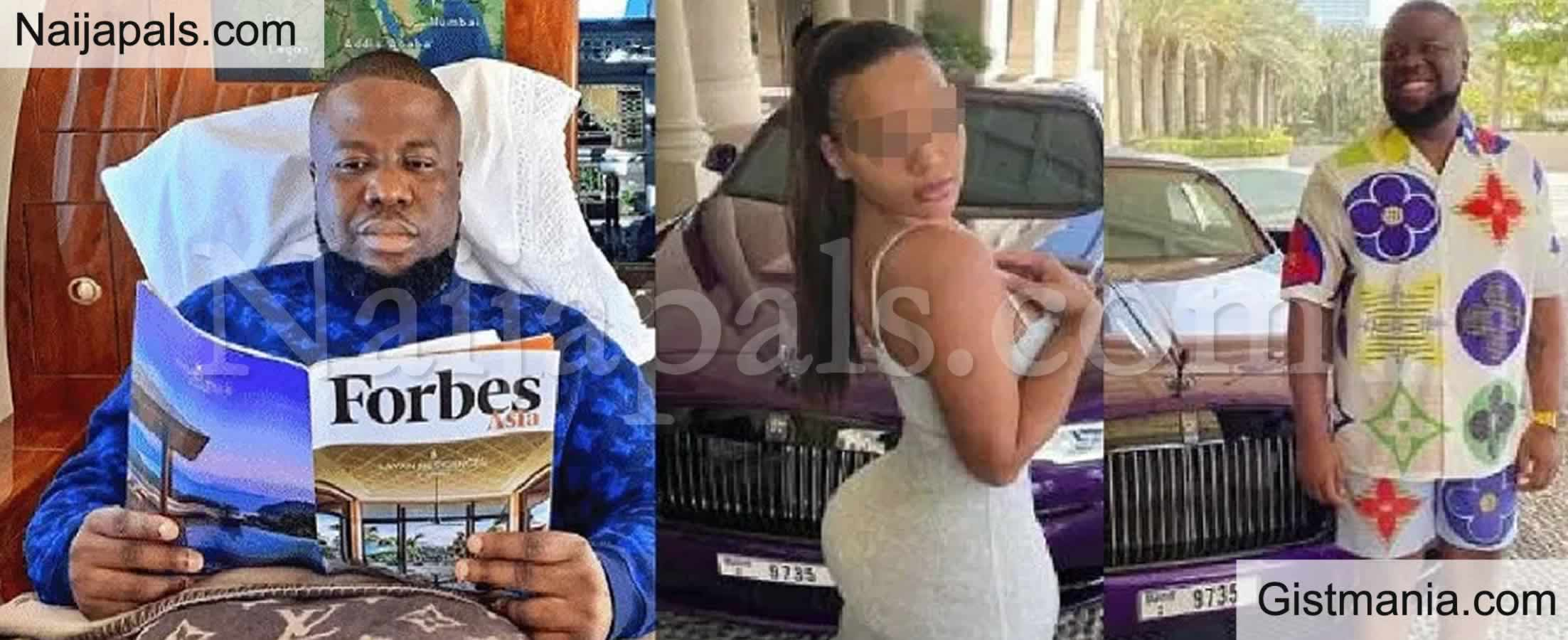 <img alt='.' class='lazyload' data-src='https://img.gistmania.com/emot/comment.gif' /> REVEALED! <b>Hushpuppi Is a Legal Citizen Of St. Kitts, As He Married 32yr Old Shawana in 2018</b>