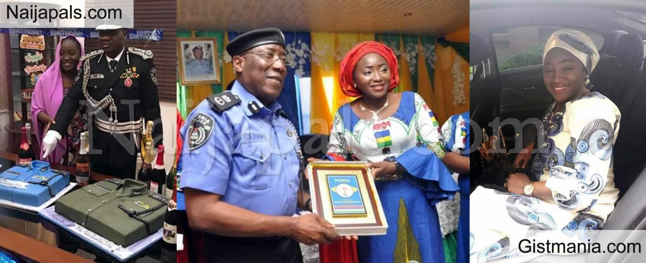<img alt='.' class='lazyload' data-src='https://img.gistmania.com/emot/cry.gif' /> <b>Former Nigerian IG of Police, Ibrahim Idris Turned Into 'Vegetable' By His New Young Wife</b>