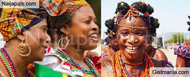 Men marriage yoruba Nigerian Men