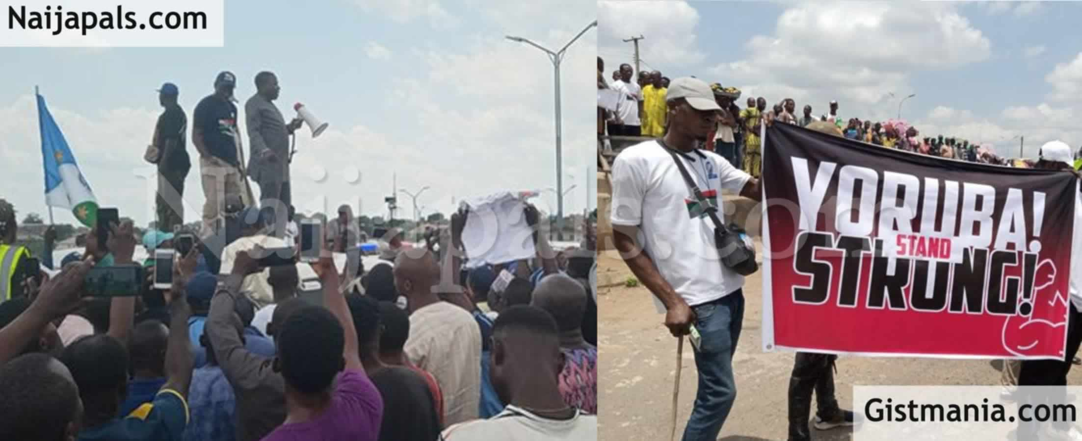 <img alt='.' class='lazyload' data-src='https://img.gistmania.com/emot/video.gif' /> <b>Watch Moment Yoruba Agitator, Sunday Igboho Stormed Venue Of Yoruba Nation Rally In Osogbo</b>