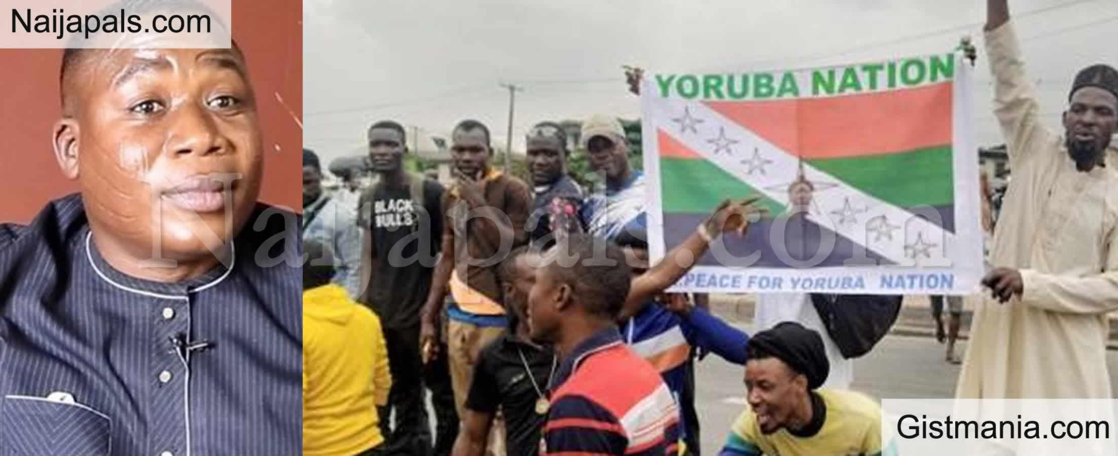 <img alt='.' class='lazyload' data-src='https://img.gistmania.com/emot/comment.gif' /> <b>Yoruba Nation Agitators Set Date For London Protest</b> Over Igboho's Detention In Benin Republic