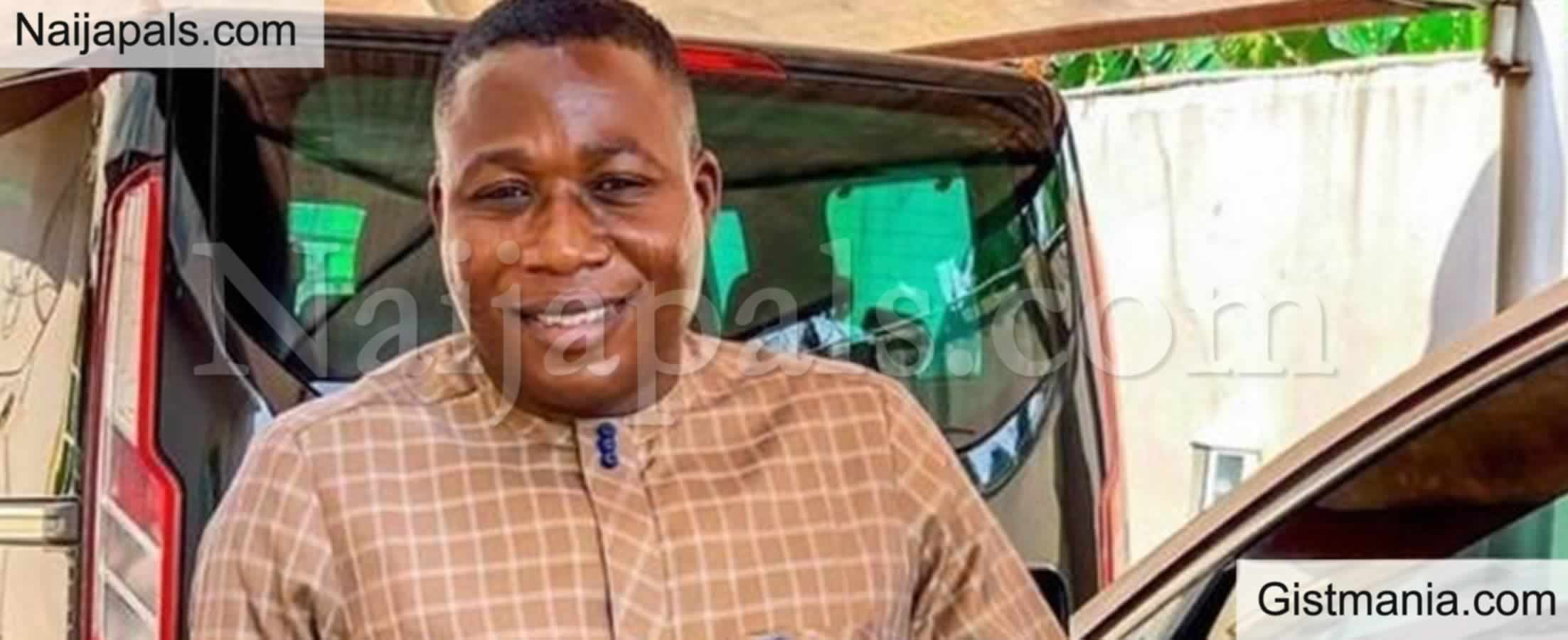 <img alt='.' class='lazyload' data-src='https://img.gistmania.com/emot/comment.gif' /> <b>Sunday Igboho Has Been Poisoned In Cotonou Prison</b> - Investigative Journalist Kemi Olunloyo