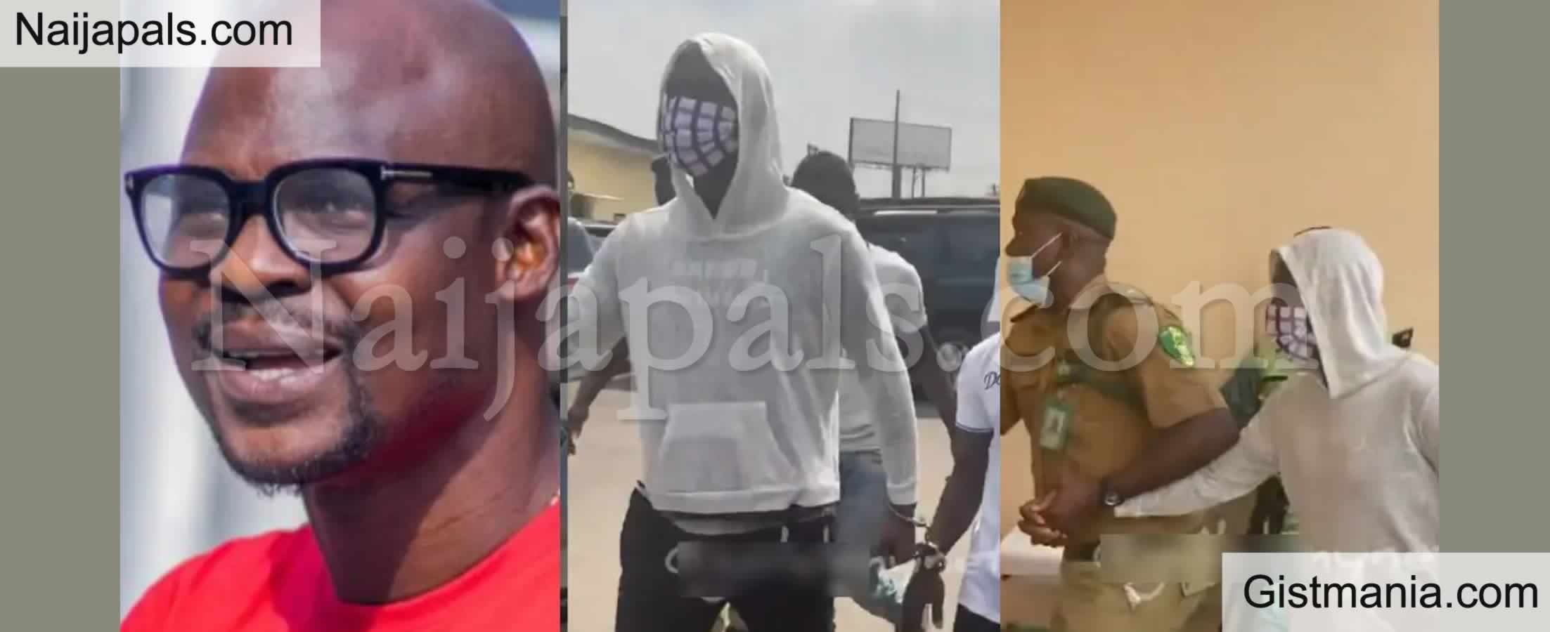 <img alt='.' class='lazyload' data-src='https://img.gistmania.com/emot/video.gif' /><b> Video of Baba Ijesha Being Dragged to Court in Handcuffs Gets Lots of Emotional Reactions</b>