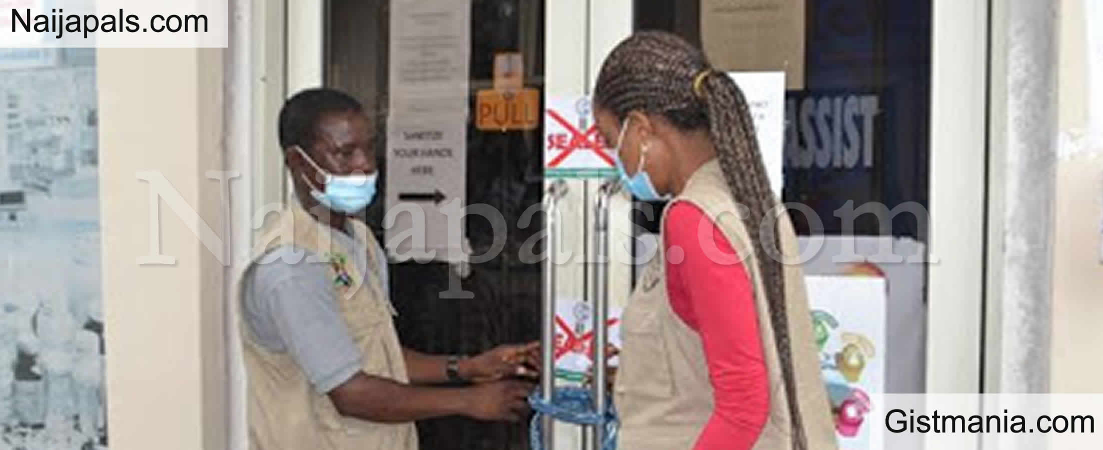 <img alt='.' class='lazyload' data-src='https://img.gistmania.com/emot/comment.gif' /> <b>Lagos Ministry Of Health Shut Down Operation Of Illegal COVID-19 Lab In Ikoyi</b>