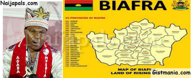 Biafra Is A Fraud  It Was In The Mortuary, It Has Now Gone