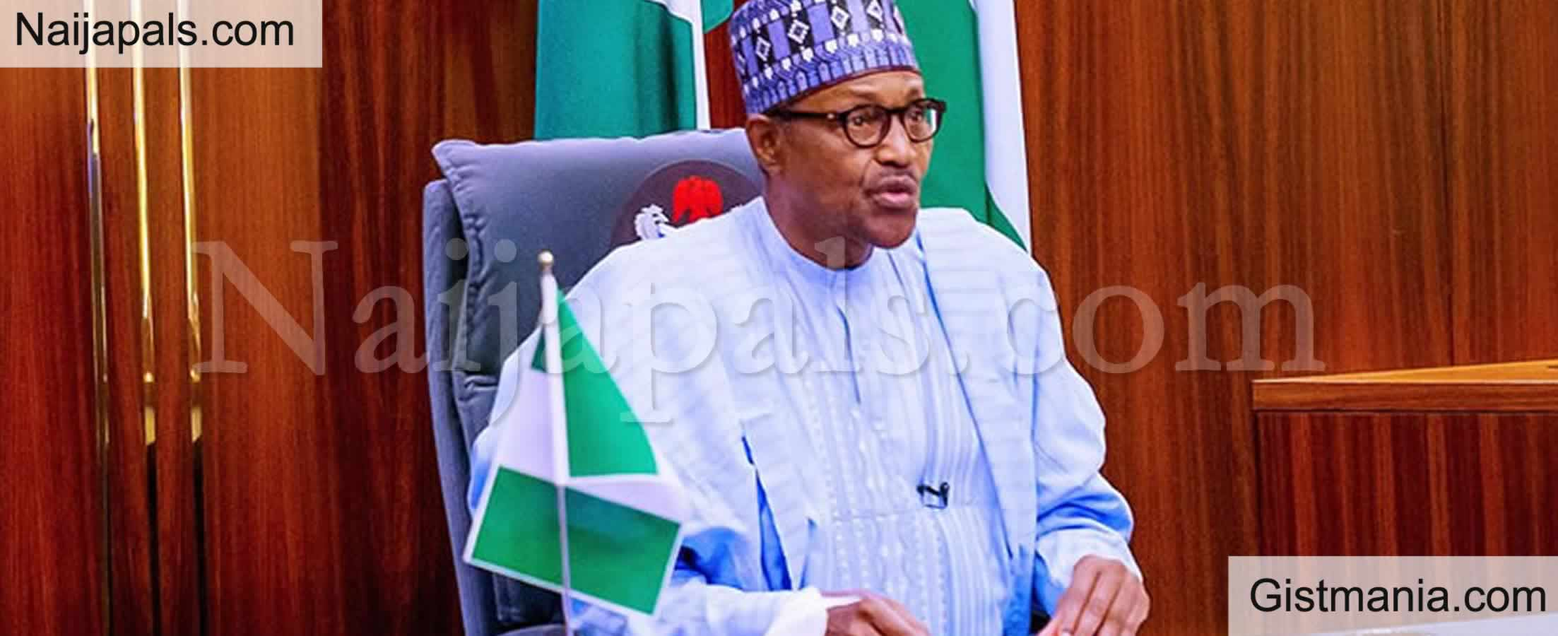 <img alt='.' class='lazyload' data-src='https://img.gistmania.com/emot/comment.gif' /> <b>Buhari's Independence Day Speech: 100M Nigerians Out Of Poverty</b> (Video)