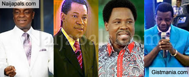 7 Most Influential Nigerian Pastors With Unique Trademarks You Didn